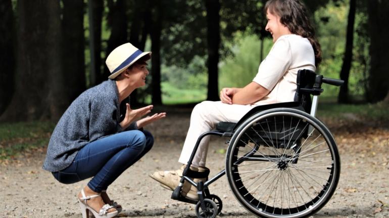 Handicap - Murielle Mori Sophrologue Paris 13